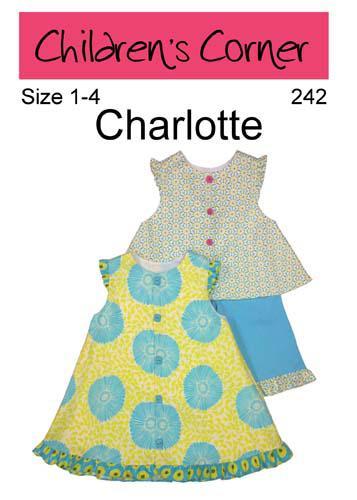 Children's Corner Charlotte sz 1-4  #242