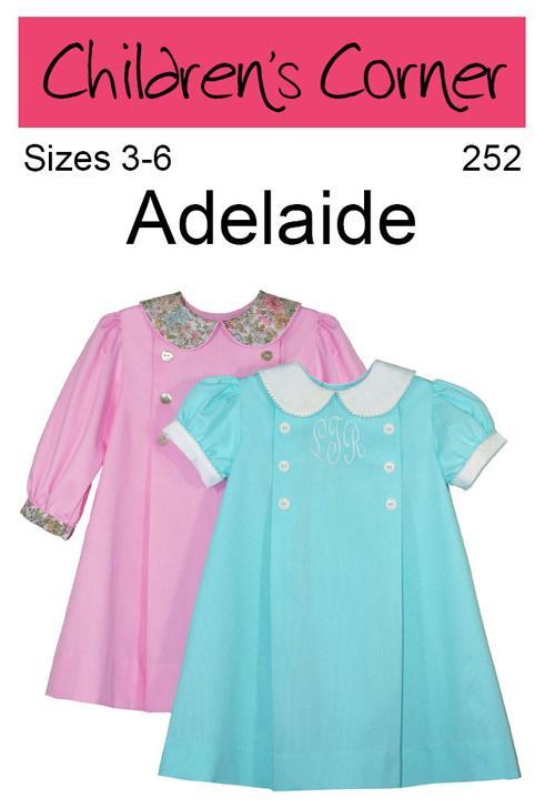 Adelaide Sizes 3 to 6