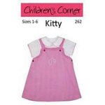 Children's Corner Kitty SZ 1-6  #26
