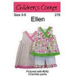 CC Ellen Sizes 3-6  #276