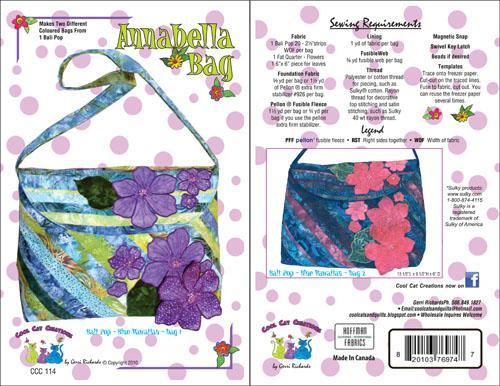 Annabella Bag Pattern