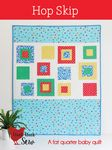 Hop Skip Quilt Pattern by Cluck Cluck Sew