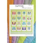 Sunrise Quilt Pattern by Carolyn Friedlander