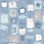 Big Bear Cuddles Big Bear Cuddles Blue