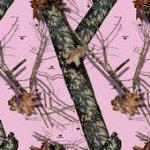 Mossy Oak Cotton Break up Pink