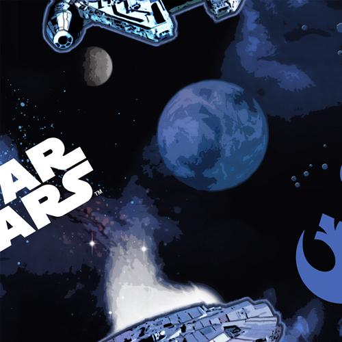 Star Wars Fabric 73100303