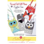 Fox and Owl Cell Phone Holders