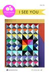I See You Quilt Pattern