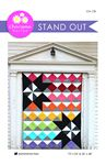 Stand Out Quilt Pattern
