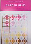 Garden Gems Pattern  Cotton + Joy