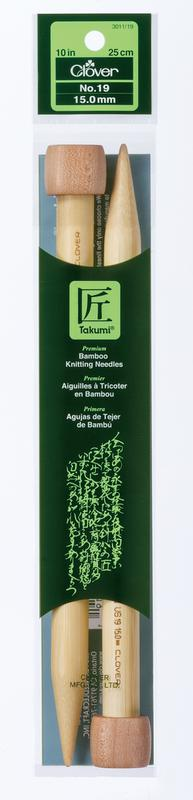 Bamboo Knitting Single Sz1019