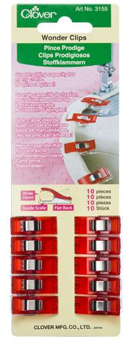 Wonder Clips Red - 10 pieces Only $9.99