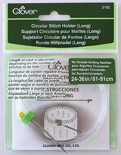 Circular Stitch Holder Long