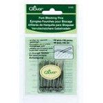 CLOVER - Fork Blocking Pins - 40pc