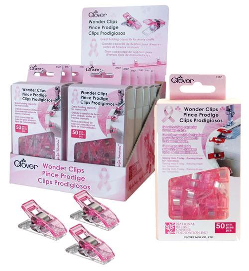 Pink Wonder Clips