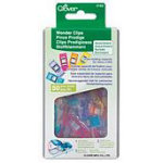 Wonder Clips Assorted Colors 50 pc