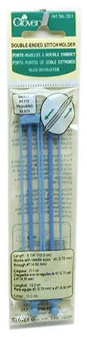 Clover Double Ended Stitch Holders - Small (2)