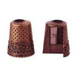 Clover Thimble Pencil Sharpener