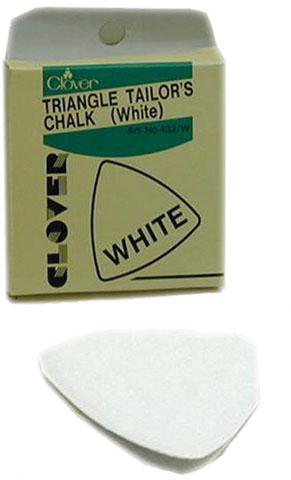 Triangle Chalk White 3/bx Triangle Chalk White box/3
