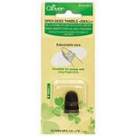 Clover Open Sided Thimble Small