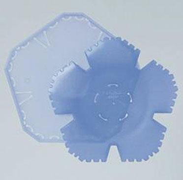 Quick YO-YO Maker flower shaped - small