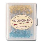 Patchwork Pins Fine 100ct