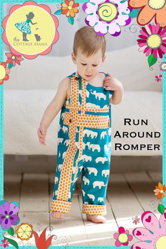 Run Around Romper