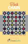 Block Chain Quilt Pattern by Christa Quilts