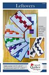 Leftovers Placemats Pattern by Canuck Quilter Designs
