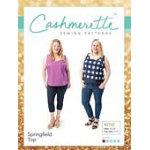 Cashmerette - Springfield Top