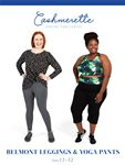 Belmont Leggings & Yoga Pants Pattern
