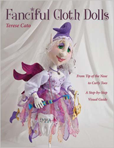Fanciful Cloth Dolls Book