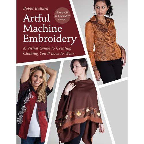 Artful Machine Embroidery