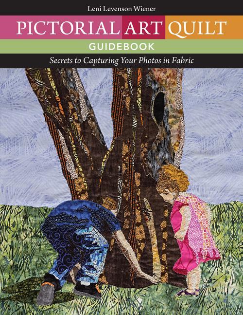Pictorial Art Quilt Guidebook