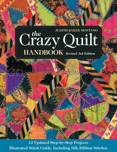 Crazy Quilt Handbook