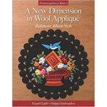 A New Dimension In Wool Appliqu? By Deborah Gale Tirico