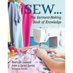 Book - SEW, The Garment Making Book of Knowledge