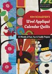 Kim Schaefer's Wool Applique Calendar Pattern