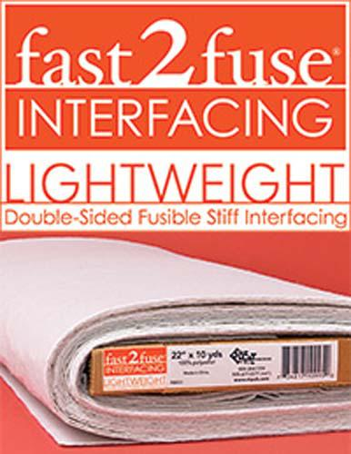 Fast2Fuse Light 20 x 10yds (by the yard)
