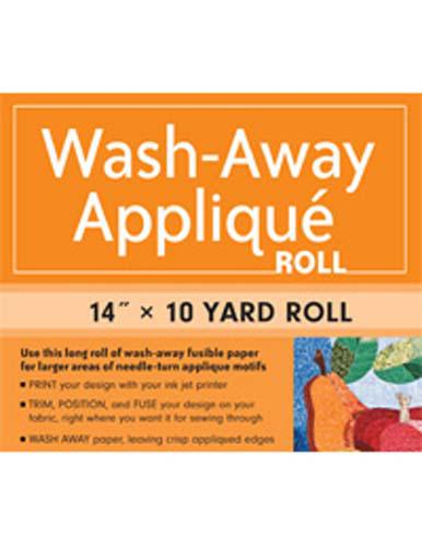 WashAway Applique Roll