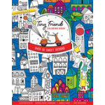 Tiny Friends Coloring Book