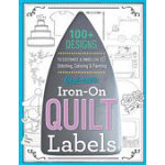 Best Ever Iron On Quilt Labels