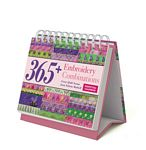 365 Embroidery Combinations Perpetual Calendar