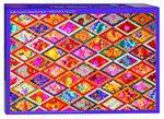 Kaffe Fassett Diamond Quilt Puzzle
