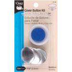 Cover Button Kit, sz.45, 10 ct