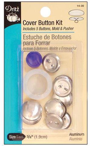 Cover Button Kit sz.30, 34