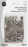Quilters Safety Pins Sz3 40ct