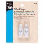 Dritz - Cord Stops White 2ct