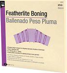 Featherlite Boning - White 12yd Roll