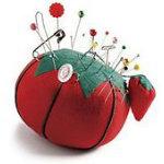 Tomato Pin Cushion 6/box